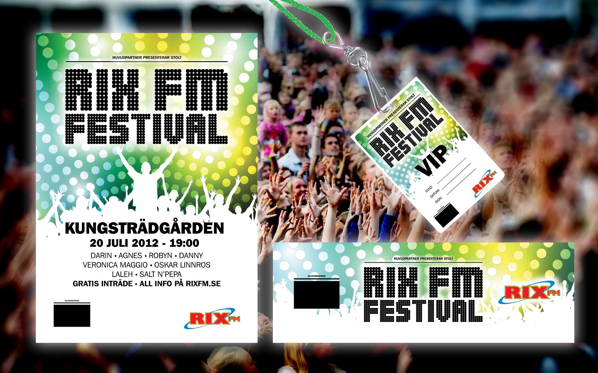 RIX FM Festival 2012